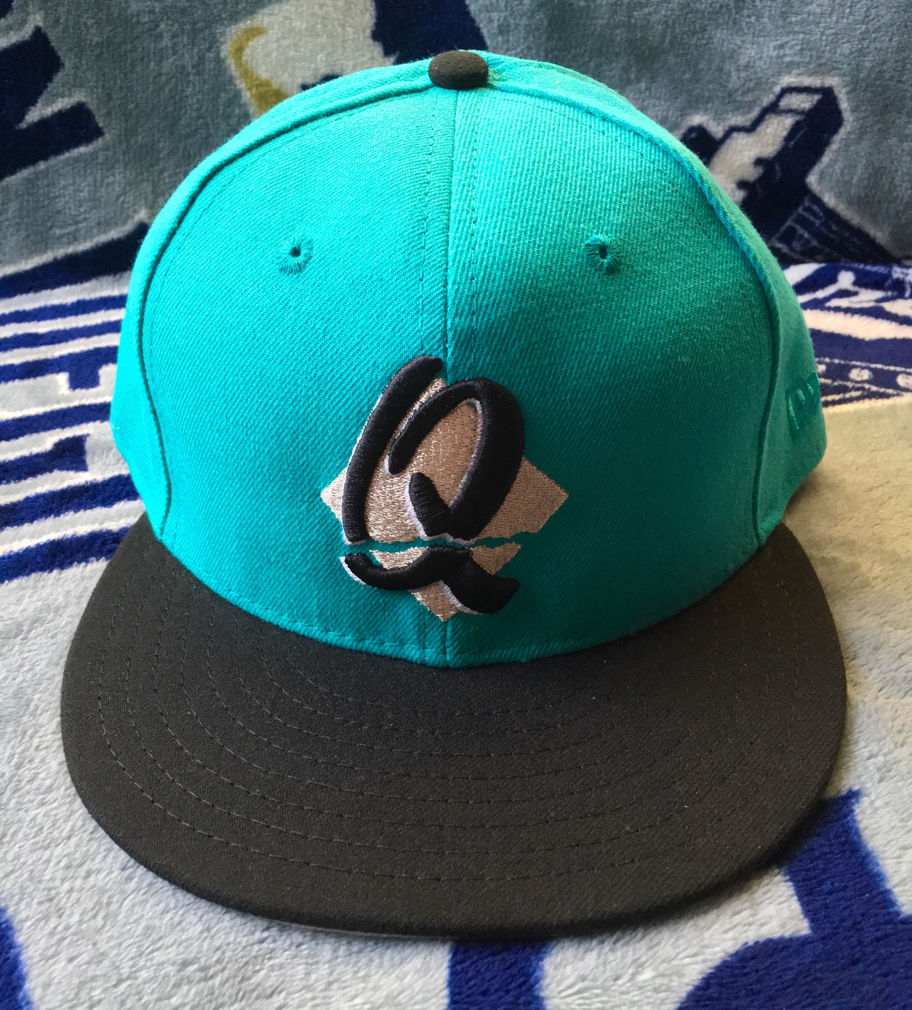 2b450641e1f8af Another reissue from the Minor League archives thanks to Hat Club (one of  the finest purveyors of vintage MLB and MiLB remakes in my opinion) is a  blast ...